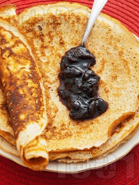 Палачинки - класическа рецепта - снимка на рецептата